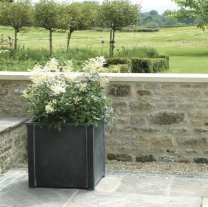 Large Square Planter 02