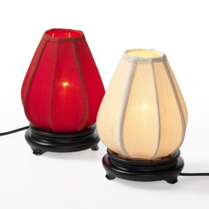 Small Lotus Lamp A