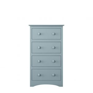 E2 Kids 4 Drawer Tallboy