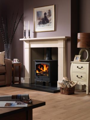 Astwood Multifuel Stove  02